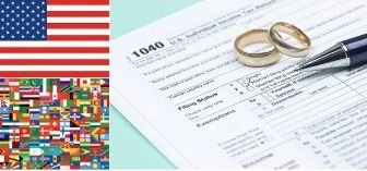How to file taxes when married to a foreign spouse